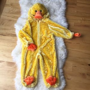 Other - Duck Halloween Costume, size 2-3T
